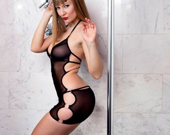 Babydoll with Matching G-String