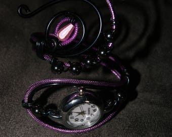 Handcrafted adjustable dual color shown