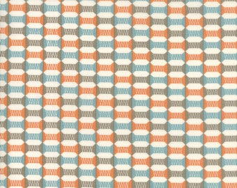 PREORDER - Arrives in October -  Moda - Hello My Friend by Sandy Gervais - Multi Fog - 17942 13 - 100% cotton fabric - Choose the length