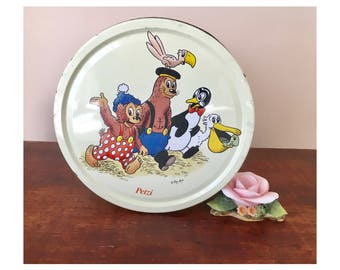 Vintage tin collectable