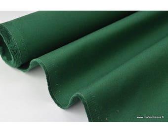 Sergé lourd coton sapin 300gr/m² x50cm