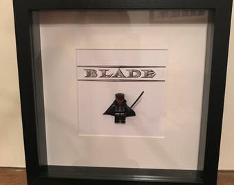 Lego minifigure picture - Blade