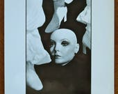 Mannequins Photographs by George Bennett - Photo book - shop dummies - First edition 1977