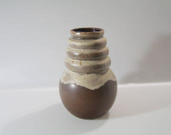 Nice Scheurich 269-22  West German Pottery Mid Century Fat Lava Vienna Wien