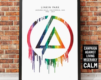 Linkin Park | C.A.L.M | History of Music