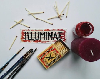 Illuminae bookmark