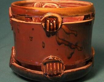 sculptured bowl