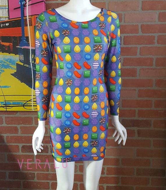 VERALU Candy Crush dress
