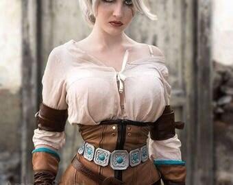 Ciri Corset The Witcher 3