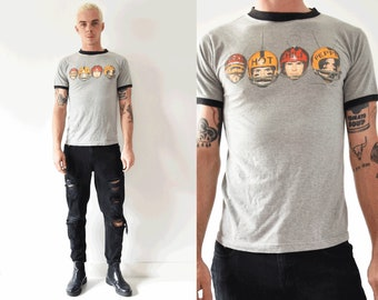 Red Hot Chilli Peppers Early Millenial Stadium Arcadium Graphic Tshirt