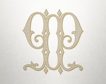 Wedding Logo Design - PP - Wedding Logo - Digital