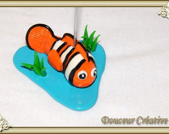 Challenge may 2017 clownfish nemo 303003 picture holder