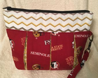 Florida State University or University of Florida Gators - Peek-A-Boo bag