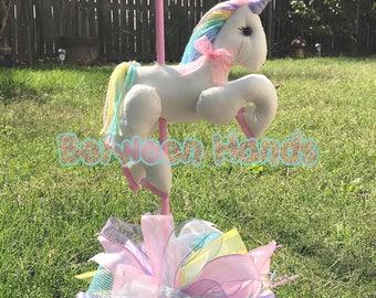 Unicorn centerpiece, Unicorn Centerpiece for birthday party, Centerpiece Unicorn, Unicorn Party, Unicorn decorations, Unicorn baby shower