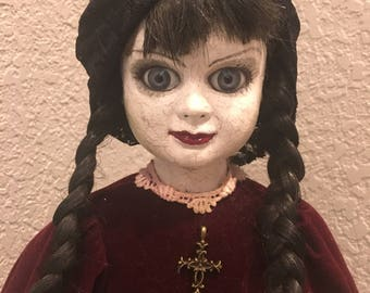 Creepy doll - Tempest