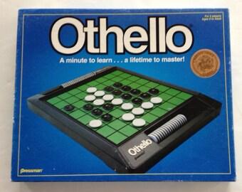 Vintage 1996 OTHELLO GAME by Pressman