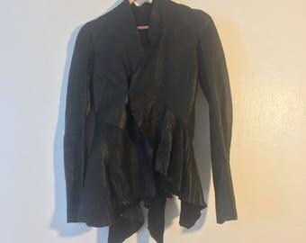 Vintage RICK OWENS leather jacket