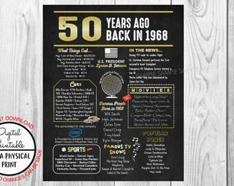 50 Years Ago Etsy