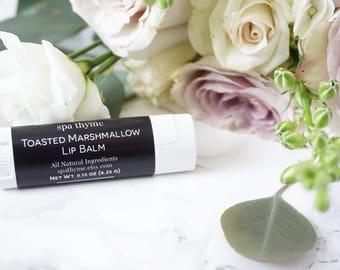 Toasted Marshmallow Lip Balm
