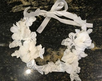 Flower Crown for women or children over 10 years