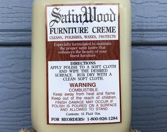 Antique Wood Furniture Cleaner, Antique Wood Cleaner, Antique Wood Care, Vintage Furniture Cleaner