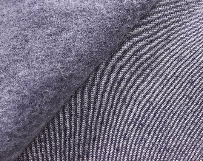 Sherpa Fleece Fabric By the Yard (Wholesale Price Available By the Bolt) USA Made Premium Quality - 6058PC  1 Yard