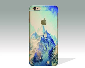 iPhone 6 Case Mountains Clear iPhone 6s Case Clear iPhone 7 Case iPhone 5s SE Case iPhone 7 Plus Case iPhone 6 Plus Case iPhone Case //161
