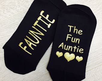 Fauntie The Fun Auntie Socks