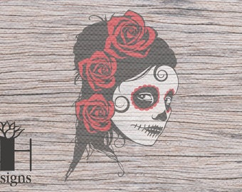 BUNDLE* Day of the Dead SVG