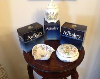 Aynsley wild Tudor