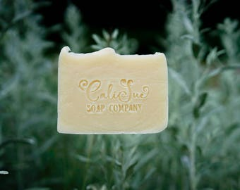Plain Patchouli - All Natural Handcrafted Soap