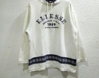 Vintage Ellese Big Logo Sweatshirt