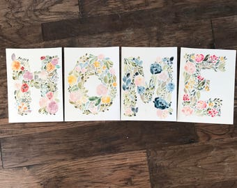 Set of Prints