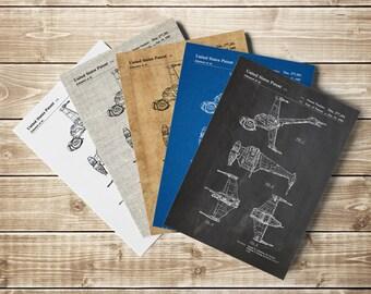 Starwars B-Wing, B-Wing Patent, B-Wing Poster, B-Wing Print, Star Wars Poster,Star Wars Nursery,Star Wars Printable,Patent, INSTANT DOWNLOAD