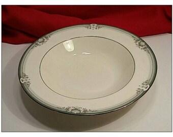 Noritake Lyndewood  Rim Soup Bowl