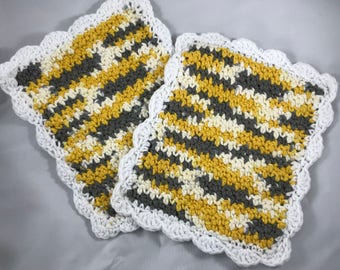 Sunshine Kitchen Dishcloth Set