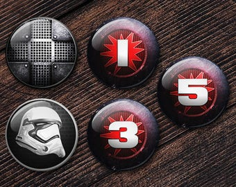 Trooper & V4 Resource Destiny Tokens