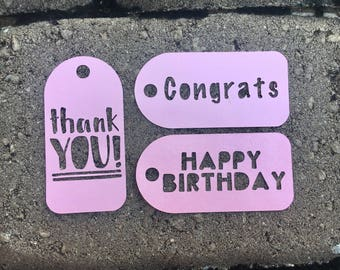 Gift Tags (6 Pack)