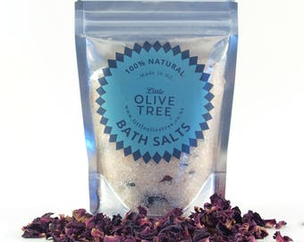 Bath Salts, 100% natural & made in NZ