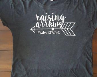 Women's Psalm 127 T-shirt
