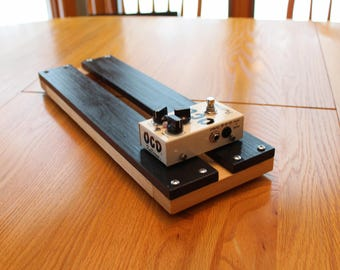"18x6"" Hand Made Pedal Board for guitar or bass"