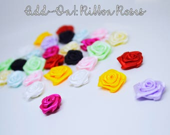 Add On!: Ribbon Roses