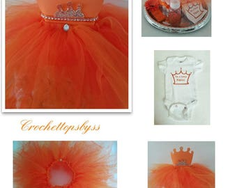 2 Tier Fancy Princess Diaper Cake
