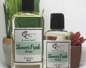 Women's Shower Fresh Body Oil, Hair Oil
