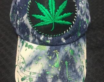 Pot Leaf Hat