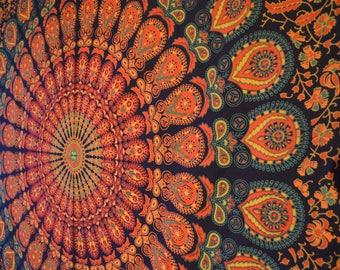 Mandala tapestry A9