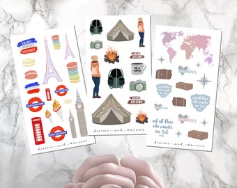 Travel & Hiking Collection