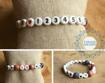 SOS Bracelet Child