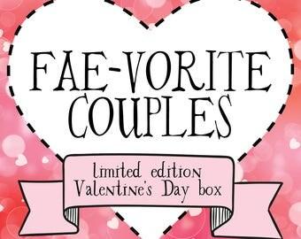 FAE-vorite Couples Limited Edition Valentine's Box