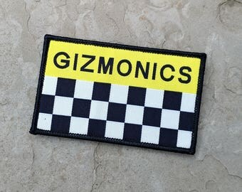 Gizmonics Mystery Science Theater 3000 Morale Patch Woven - Hook Backed or Iron On